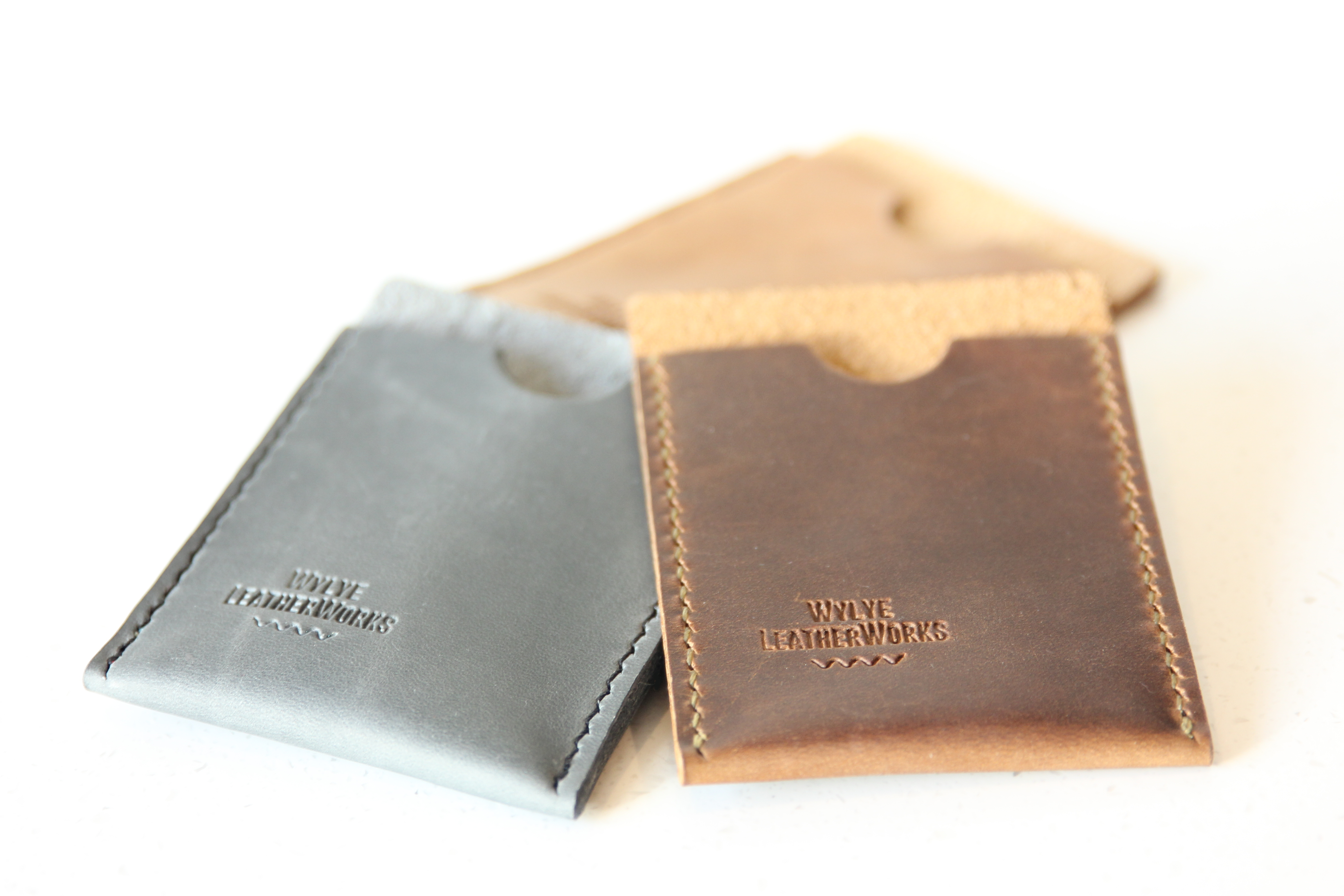 Launch of our limited edition card wallets